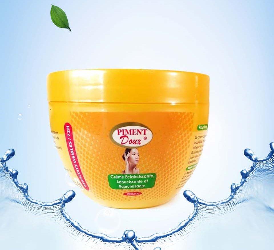 Crème faciale Piment Doux